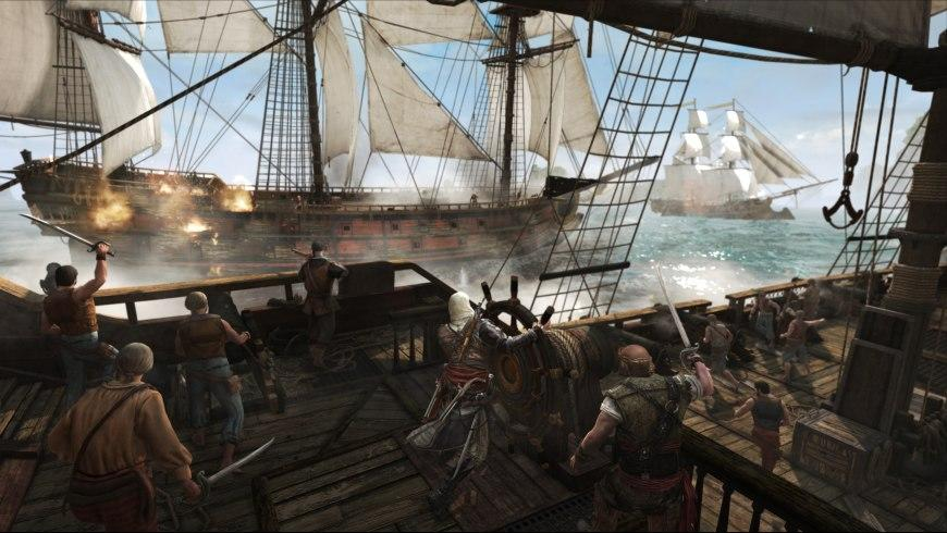 Illustration de l'article sur Assassin's Creed IV : Black Flag