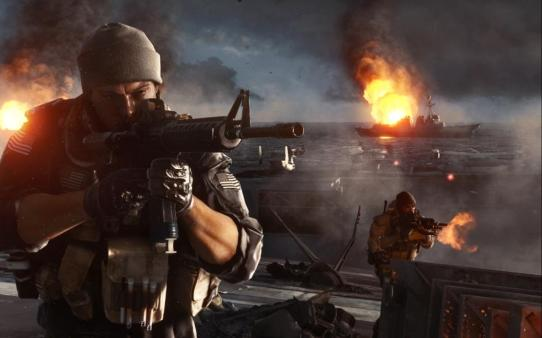 Illustration de l'article sur Battlefield 4