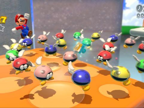 Illustration de l'article sur Super Mario 3D World