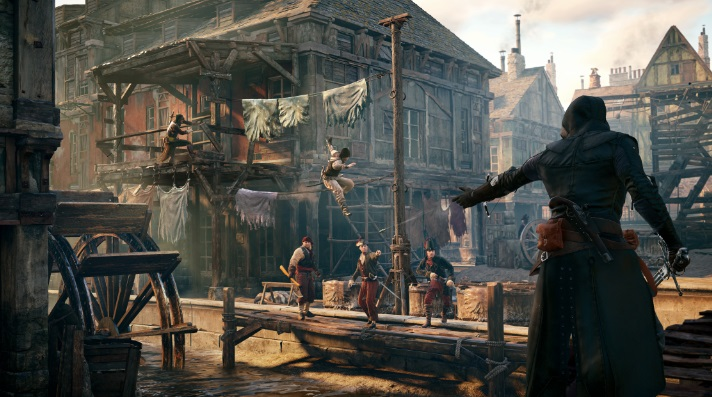 Illustration de l'article sur Assassin's Creed Unity