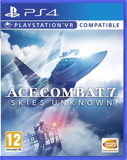 Retrouvez notre TEST : Ace Combat 7 : Skies Unknown - PC PS4 Xbox ONE