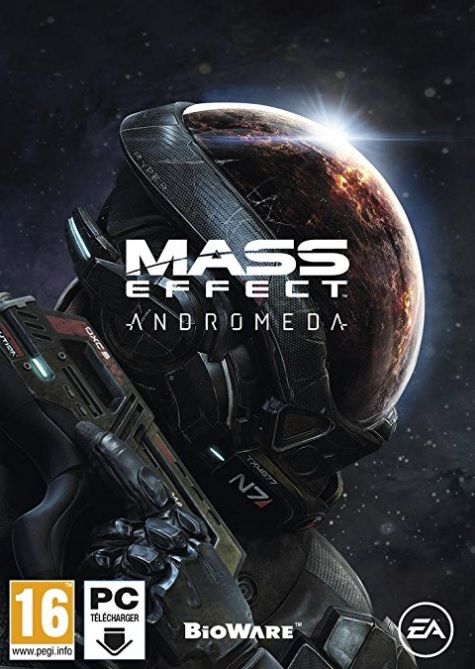 Retrouvez notre TEST : Mass Effect: Andromeda  - 16/20