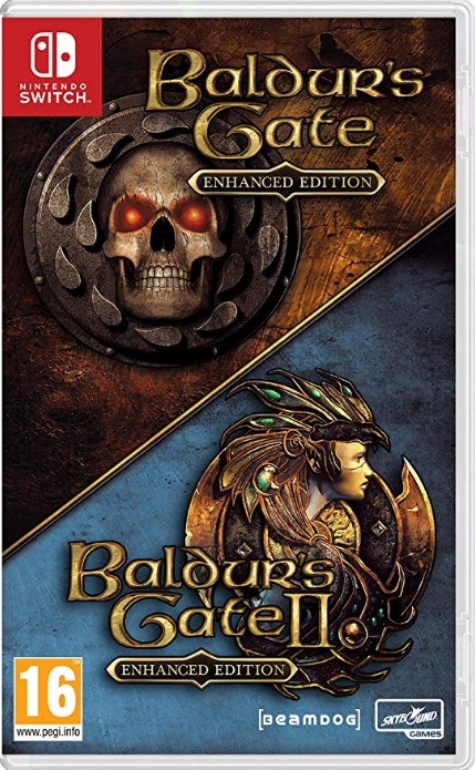 Retrouvez notre TEST : Baldur s Gate I and II Enhanced Edition - PS4 Xbox ONE Switch