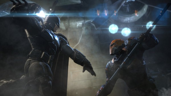 Illustration de l'article sur Batman : Arkham Origins Blackgate  DELUXE EDITION est disponible