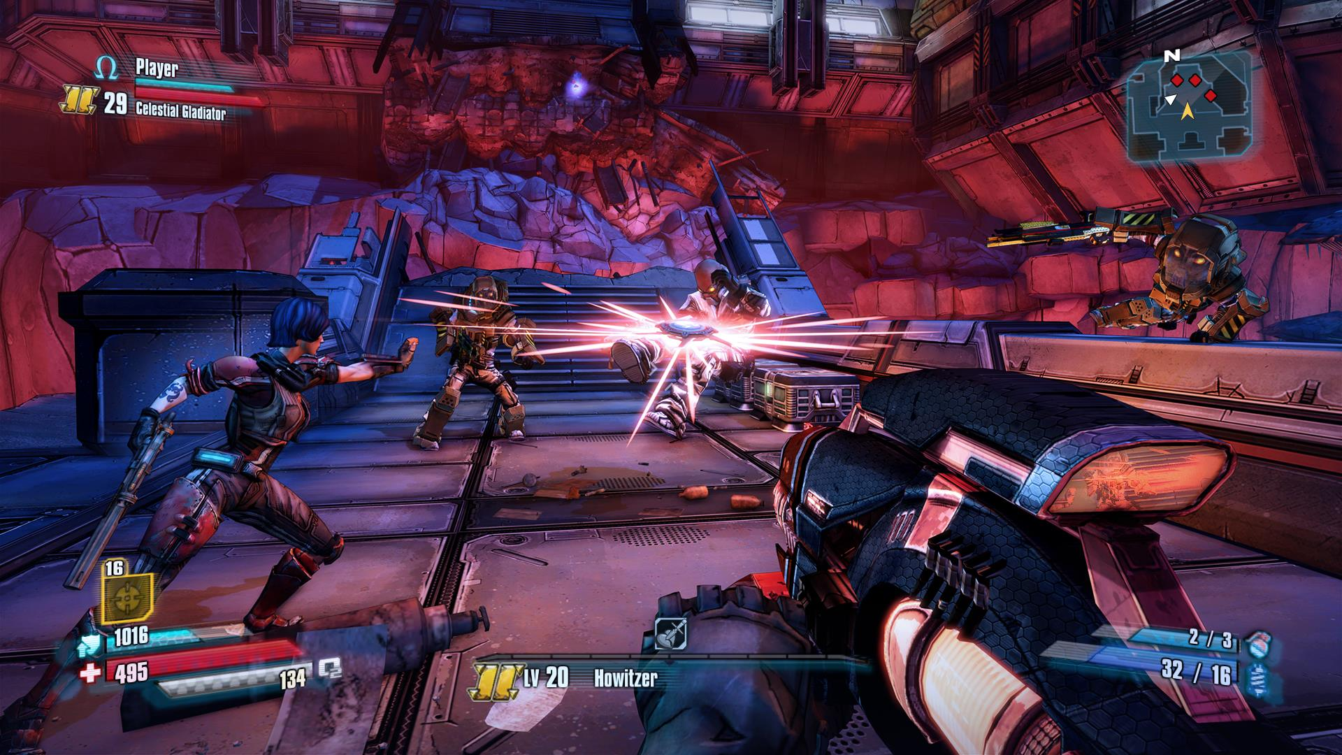 Illustration de l'article sur 2K annonce BORDERLANDS : THE PRE-SEQUEL