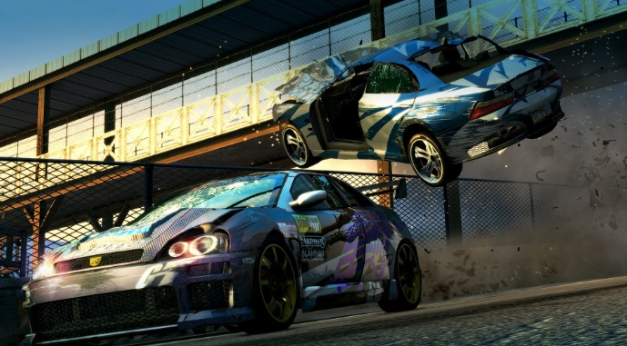 Illustration de l'article sur Burnout Paradise Remastered débarque