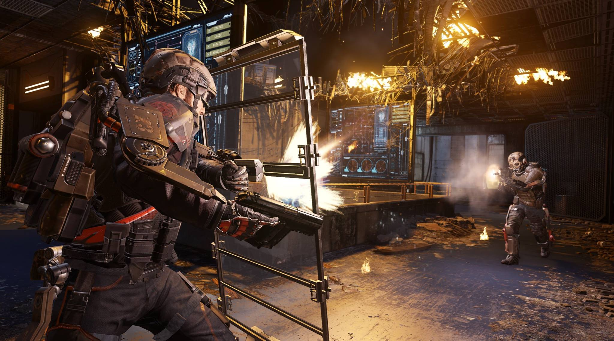 Illustration de l'article sur COD: Advanced Warfare Ascendance arrive le 30 avril