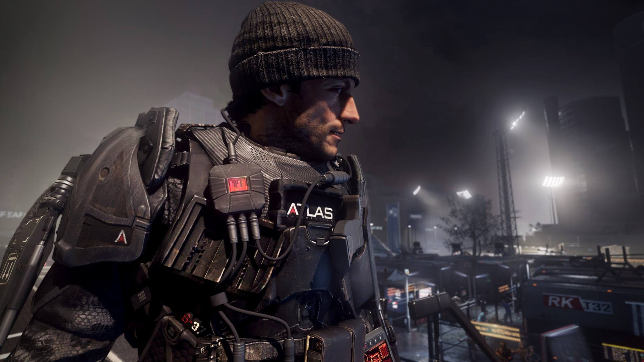 Illustration de l'article sur Nouvelle vidéo de Call of Duty : Advanced Warfare