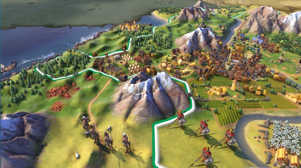 Illustration de l'article sur Civilization VI