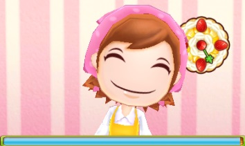 Illustration de l'article sur Cooking Mama Sweet Shop