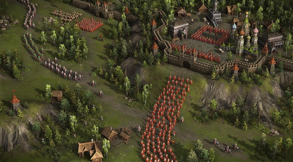 Illustration de l'article sur Cossacks 3
