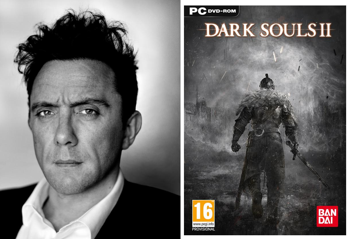 Illustration de l'article sur Peter Serafinowicz au casting de DARK SOULS II