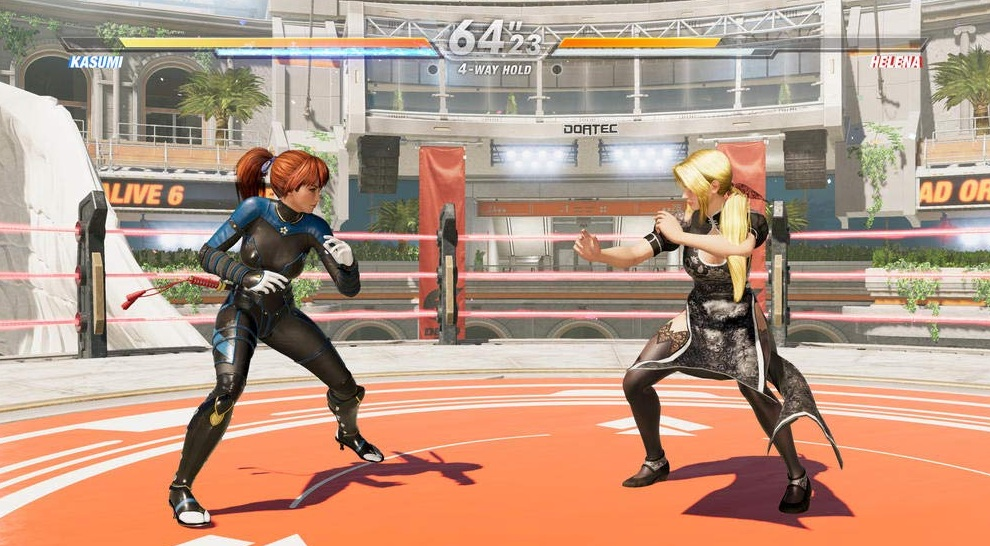 Illustration de l'article sur Dead or Alive 6