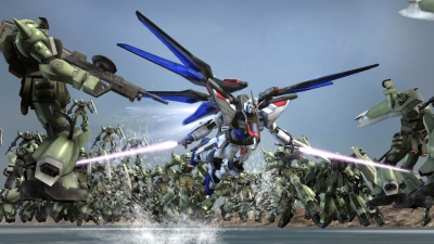 Illustration de l'article sur DYNASTY WARRIORS: GUNDAM Reborn