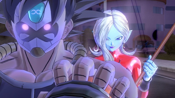 Illustration de l'article sur Dragon Ball Xenoverse 2