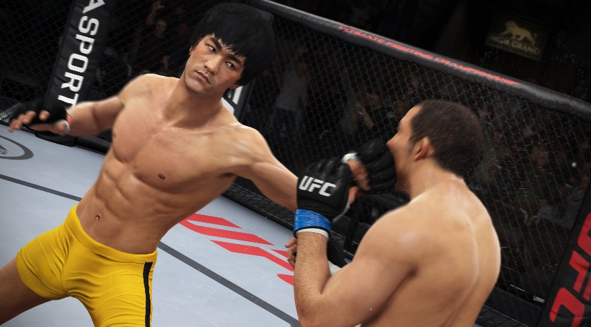 EA Sports UFC - BRUCE LEE - NEWZ7avril2014.jpg