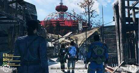 Illustration de l'article sur  Fallout 76 : mise à jourgratuite Wastelanders