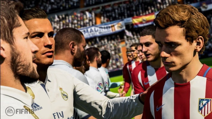 Illustration de l'article sur [E3] FIFA 18 arrive sur la Nintendo Switch