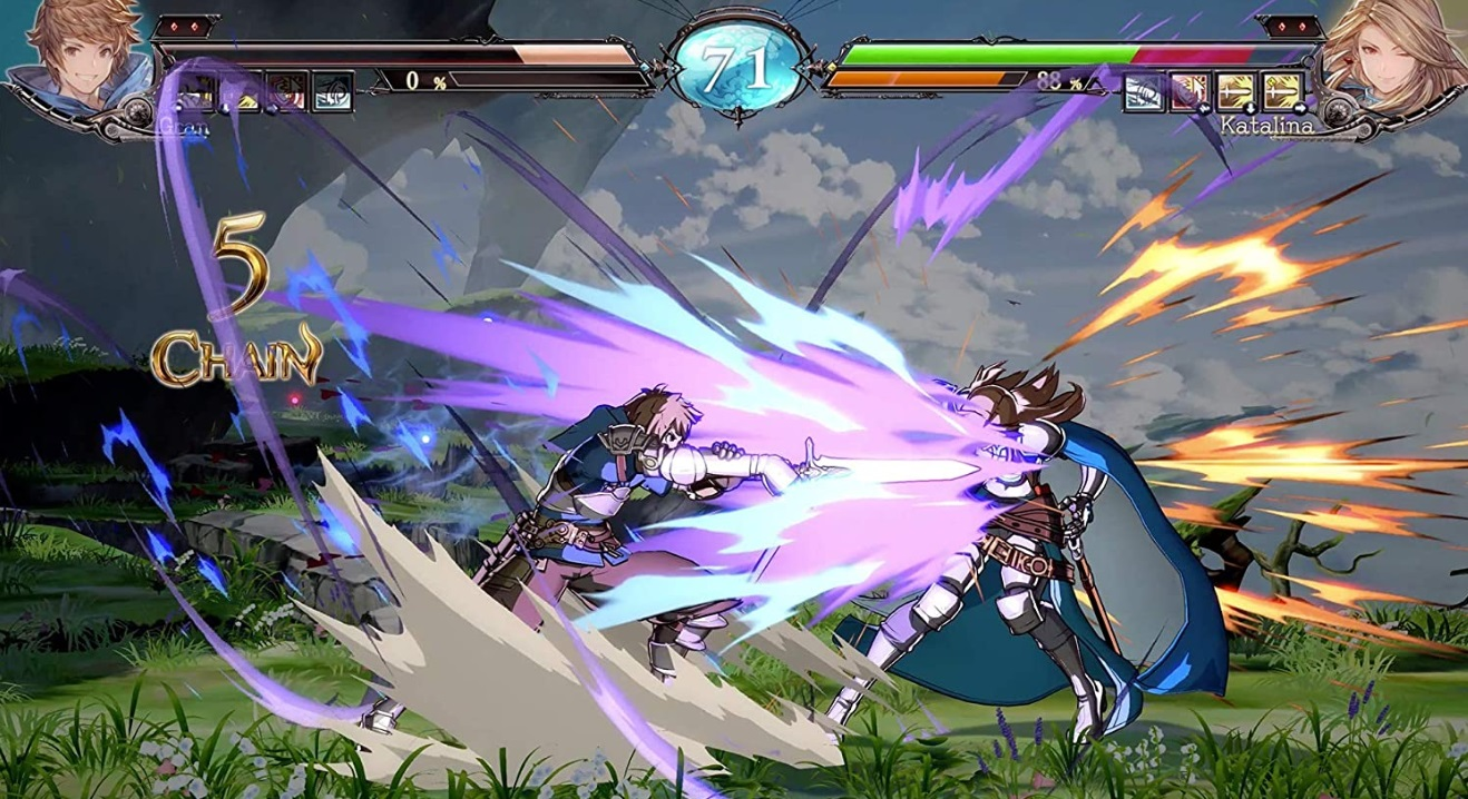 Illustration de l'article sur Granblue Fantasy Versus