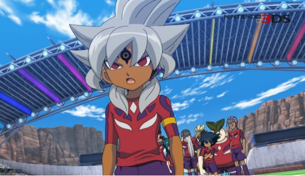 Illustration de l'article sur Inazuma Eleven 3 : Les Ogres Attaquent