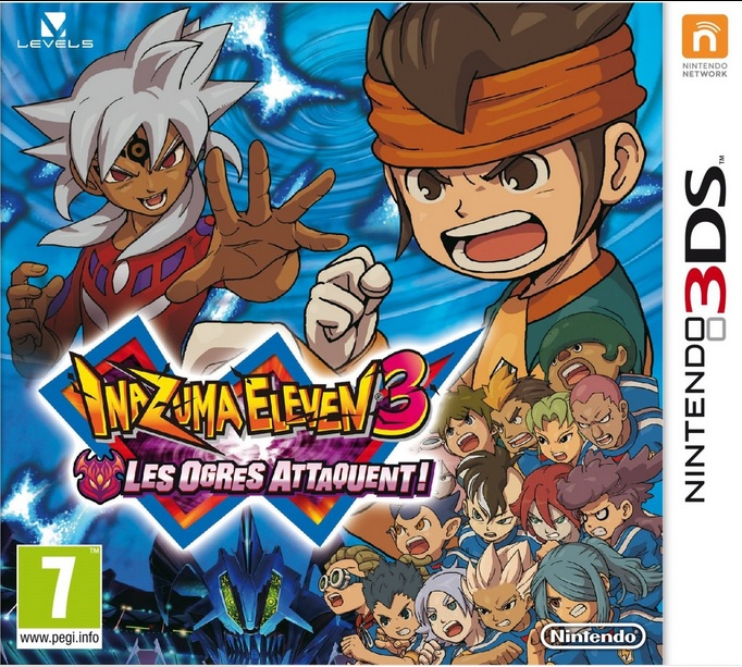 Inazuma 3 3DS  Cover.jpg