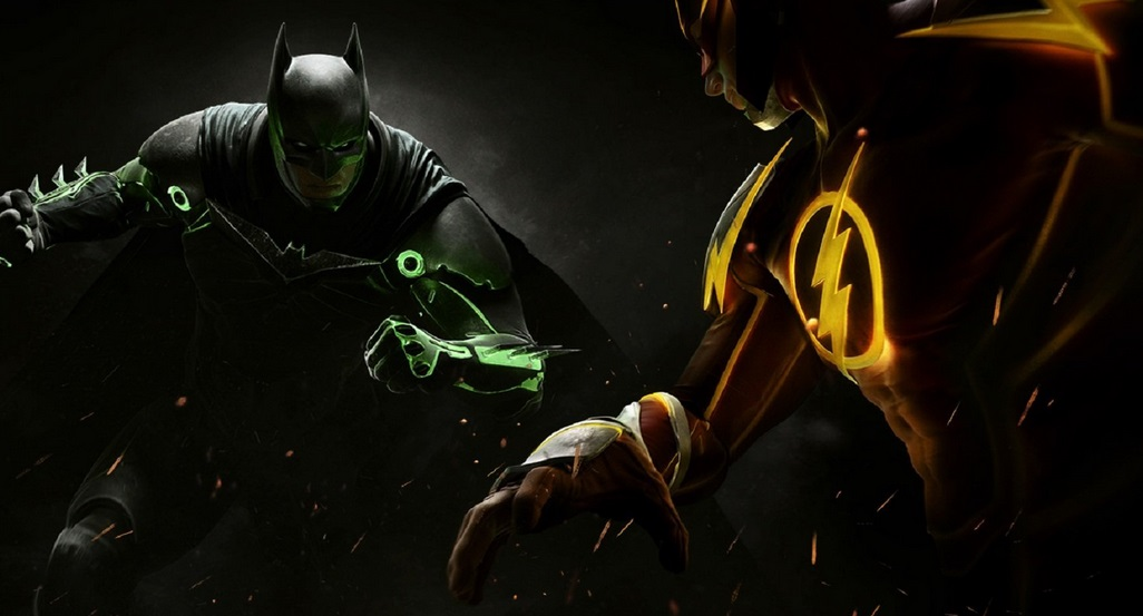 Illustration de l'article sur Injustice 2