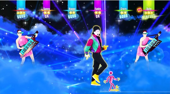 Illustration de l'article sur Just Dance 2017