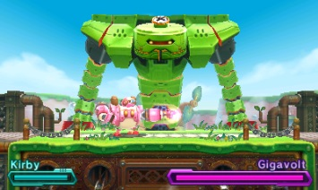 Illustration de l'article sur Kirby: Planet Robobot arrive le 10 juin sur 3DS