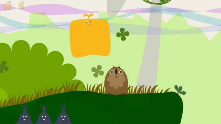 Illustration de l'article sur Locoroco Remastered