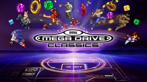 Illustration de l'article sur SEGA Mega Drive Classics arrive sur PS4 et Xbox One