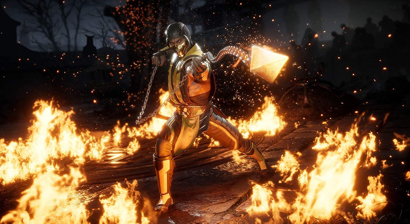 Illustration de l'article sur Mortal Kombat 11