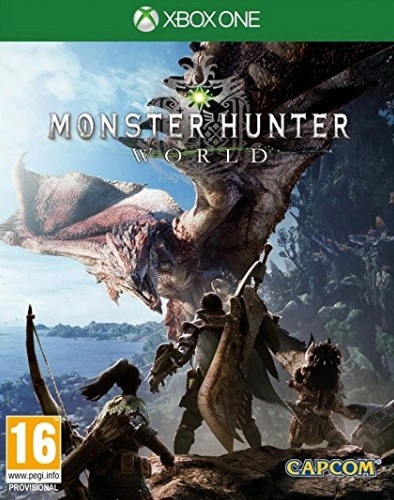 Retrouvez notre TEST : Monster Hunter World  - 18/20