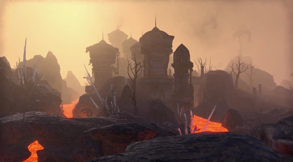 Illustration de l'article sur The Elder Scrolls Online : Morrowind