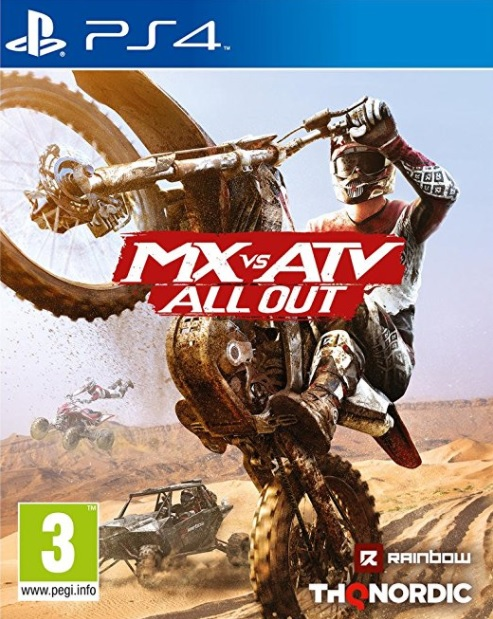 Retrouvez notre TEST : MX Vs ATV All Out  - 13/20