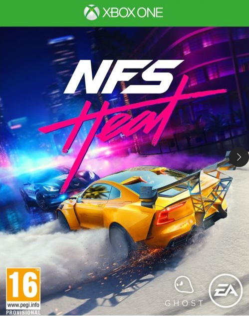Retrouvez notre TEST : Need For Speed Heat