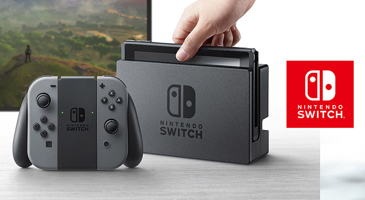 Illustration de l'article sur Nintendo annonce la Switch (NX)