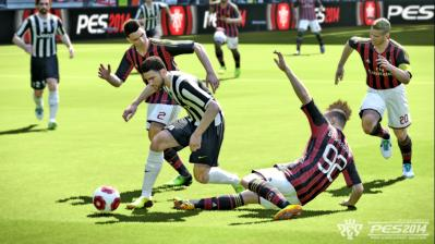 Illustration de l'article sur  PES 2014 : le DLC World Challenge arrive le 26 mars prochain