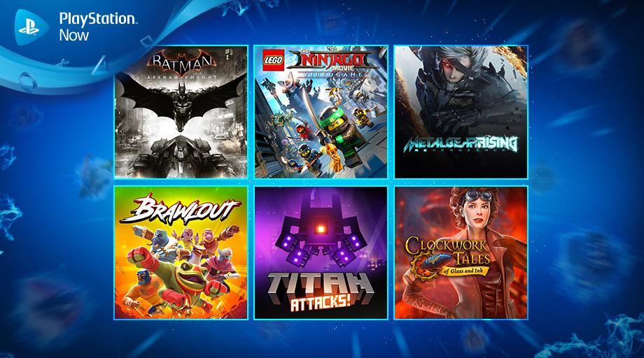 Illustration de l'article sur Les jeux PlayStation Now de mai 2019