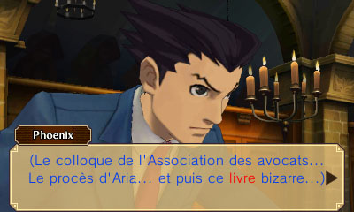 Illustration de l'article sur Professeur Layton Vs Phoenix Wright