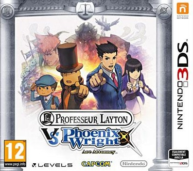 Professeur Layton vs Phoenix Wright Ace Attorney-Cover.jpg