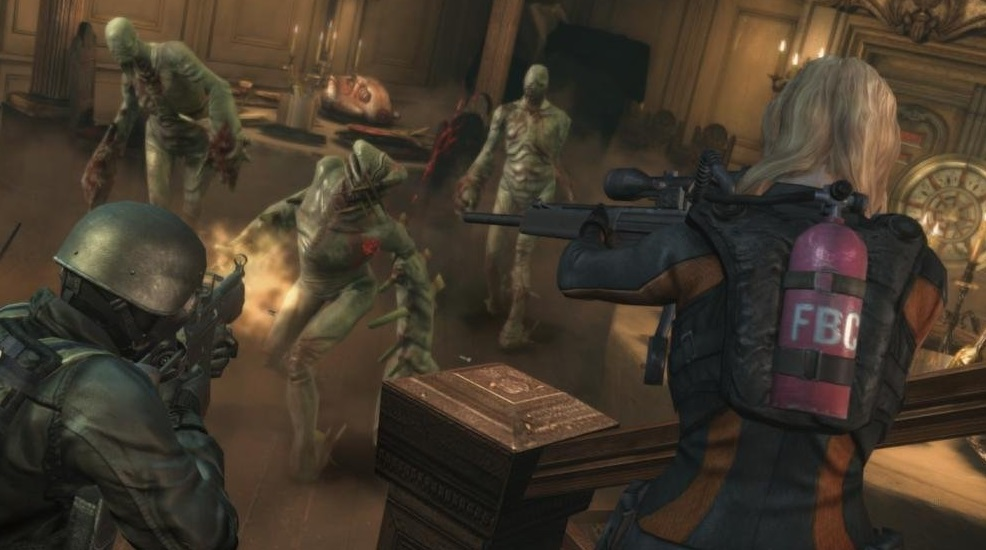 Illustration de l'article sur Resident Evil : Revelations