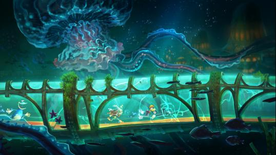 Illustration de l'article sur Rayman Legends