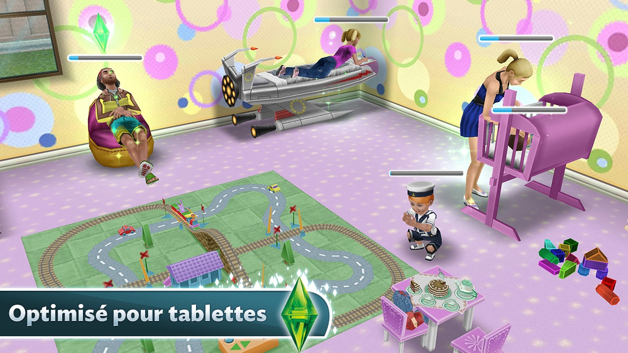 Illustration de l'article sur Sims FreePlay Cooking est maintenant disponible