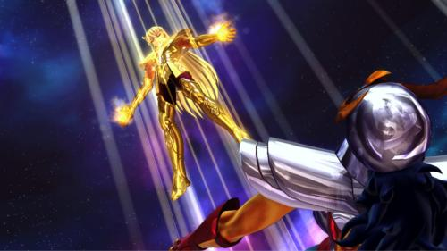 Illustration de l'article sur Saint Seiya : Les Chevaliers