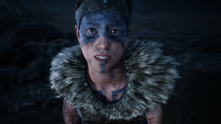Illustration de l'article sur Hellblade: Senua's Sacrifice arrivesur PS4 en version physique