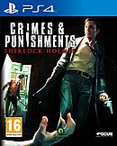 Retrouvez notre TEST :  Sherlock Holmes : Crimes and Punishments - 17/20