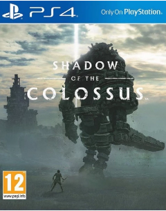 Retrouvez notre TEST :  Shadow of the Colossus  - 18/20