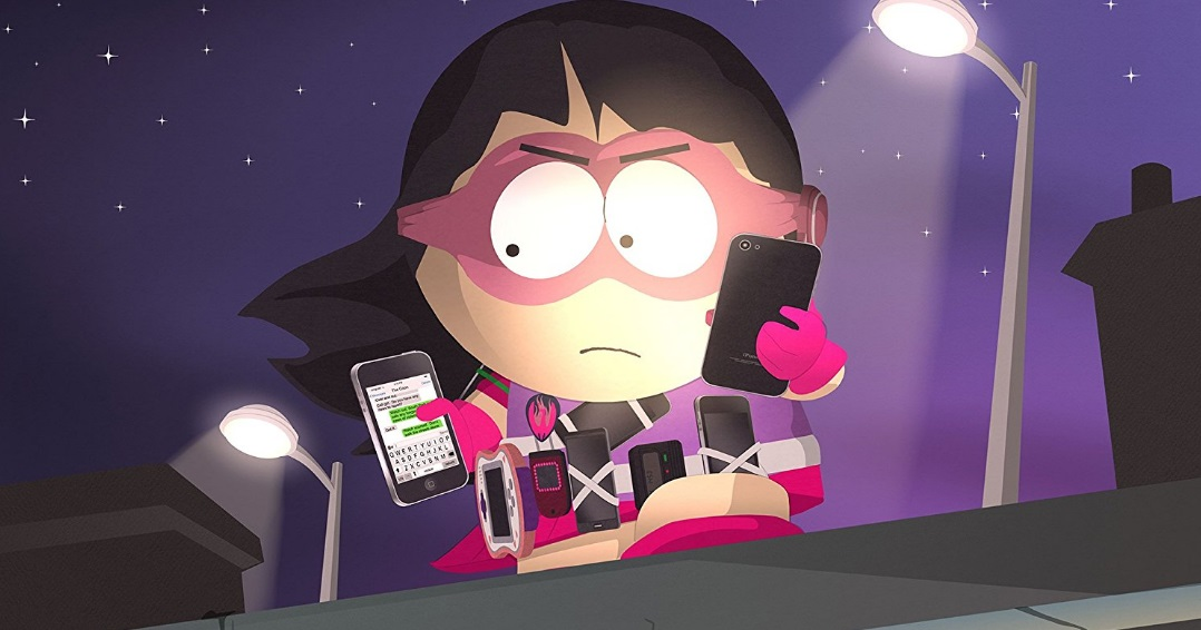 Illustration de l'article sur South Park : L'Annale du Destin
