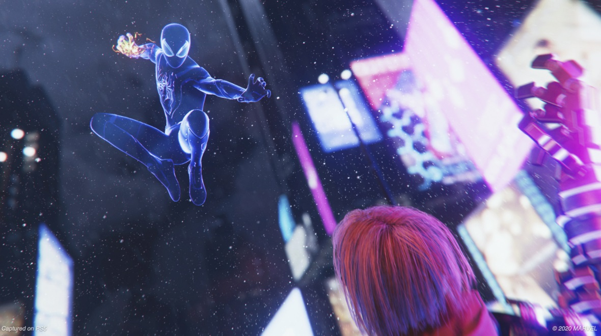 Illustration de l'article sur Marvel's Spider-Man : Miles Morales