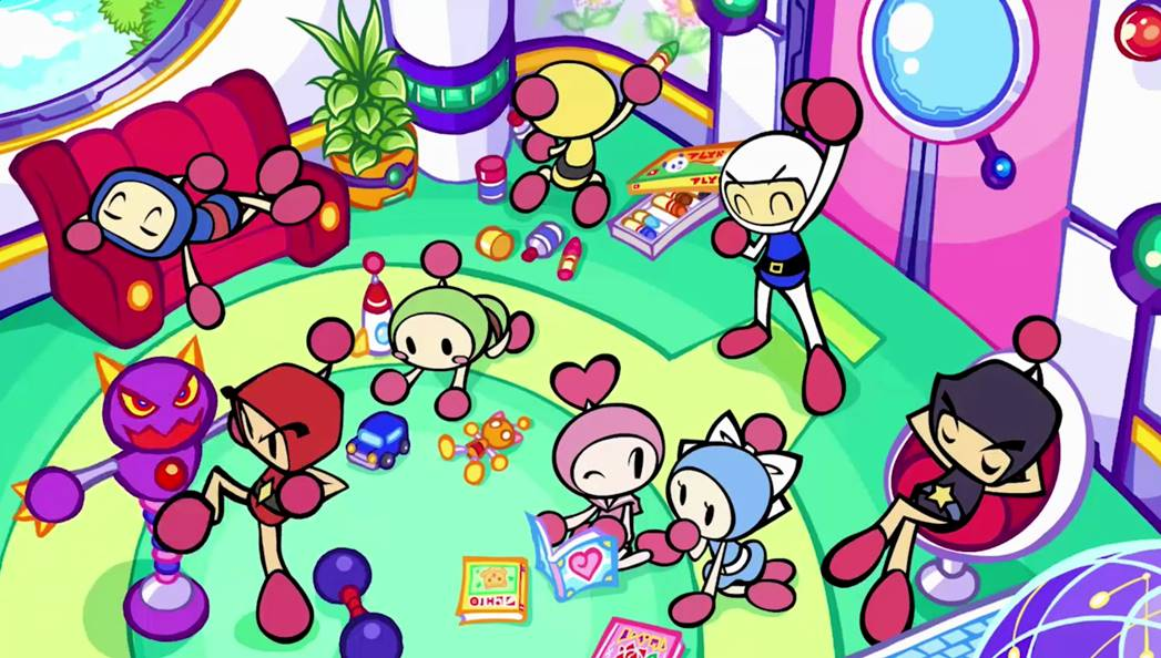 Illustration de l'article sur Super Bomberman R sur Nintendo Switch